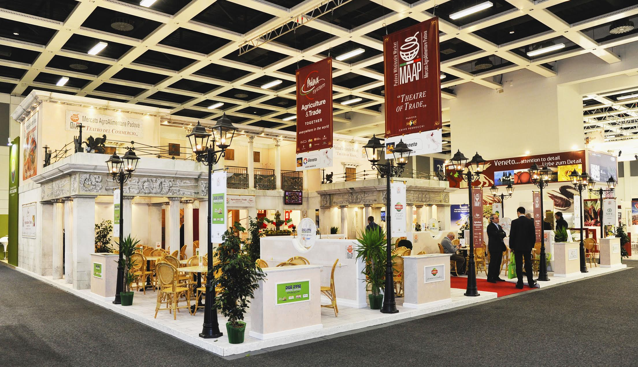 fruit attraction 2015 tosetto allestimenti