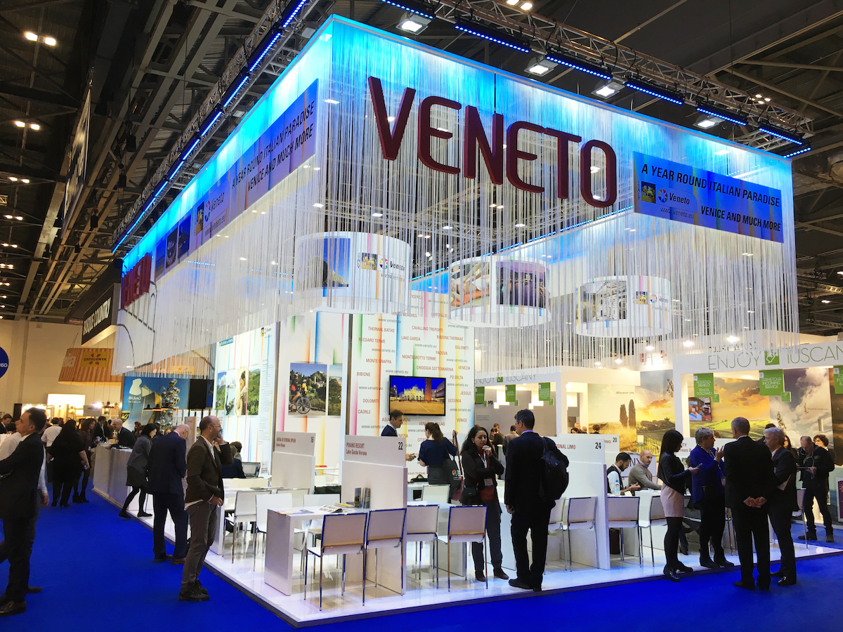 World Travel Market Tosetto