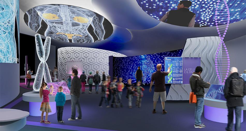 Come conquistare i visitatori di mostre e musei con l'allestimento