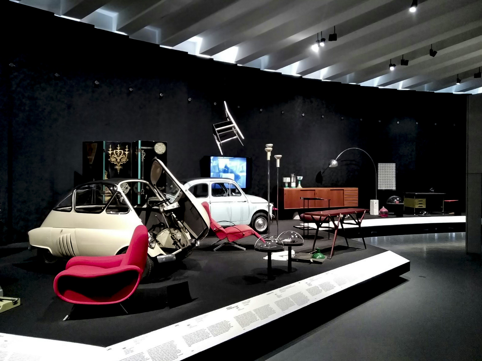 """Mostra Design Milano 2018 tosetto for """"stories"""" at the milan triennale - tosetto"""