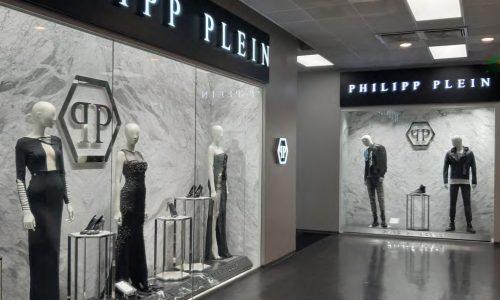 Tosetto a Mendrisio per Philipp Plein