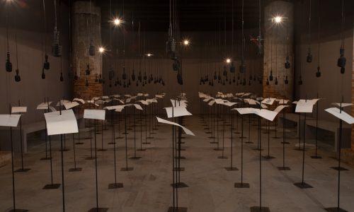 I nostri allestimenti alla Biennale Arte 2019