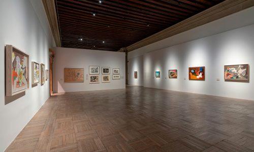 """Tosetto a Venezia per la mostra """"Arshile Gorky 1904-1948"""""""