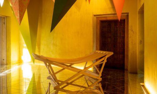 Tosetto al Nomad Venice per Dedar