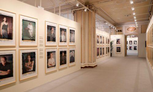 """Tosetto for the exhibition """"Ritratti [Opere Uniche]"""" in Venice"""