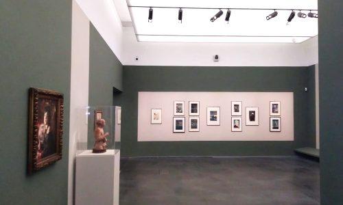 "Tosetto for the exhibition ""Impressioni d'Oriente"" at MUDEC"