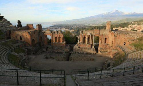 Museum sites in Sicily