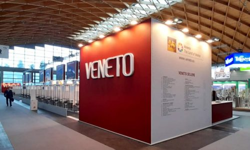 Tosetto at TTG Travel Experience 2020 for the Veneto Region