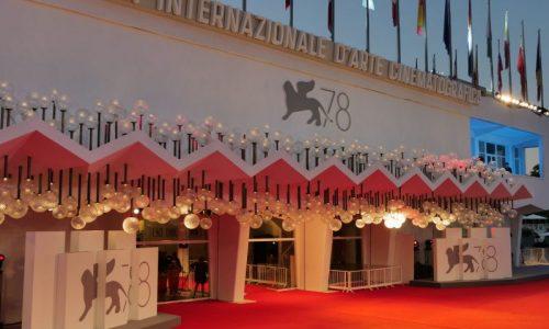 Biennale del Cinema 2021 - Allestimento Generale